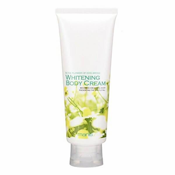 Kem dưỡng trắng Whitening Body Cream