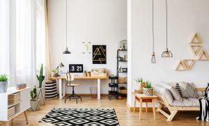 Thiết kế phòng khách đẹp tối giản mà vẫn cuốn hút