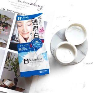 Review Kem dưỡng da Meishoku Instawhite Tone Up Cream 50g